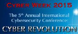 Cyber Week 2015 an der Universität Tel Aviv