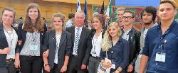 Nordrhein-Westfalen feiert Freundschaft mit Israel