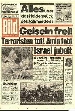 40 Jahre Operation Entebbe