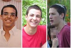 Hamas zahlte für Entführung und Ermordung von drei jüdischen Jugendlichen