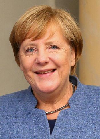 Merkel rettet unseren Wohlstand und unser Gewissen