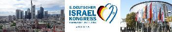 Anmeldung zum 5. Deutschen Israelkongress ab jetzt möglich