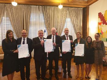 Kooperationsabkommen mit der Charité unterzeichnet
