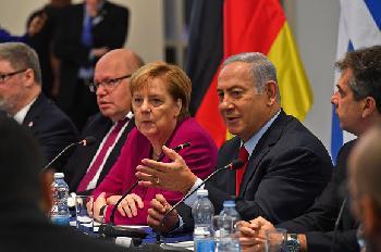 7. Deutsch-Israelische Regierungskonsultationen