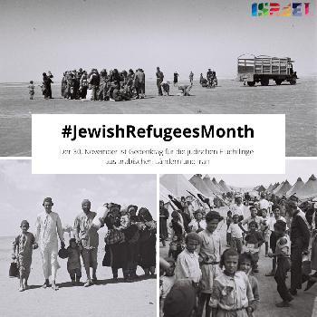 Monat jüdischer Flüchtlinge aus arabischen Ländern