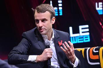 Frankreichs Zusammenbruch, Macrons Verachtung