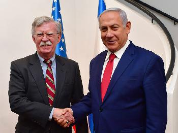 US-Sicherheitsberater in Israel