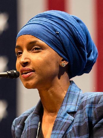 Wie reagieren die US-Demokraten auf Ilhan Omars Antisemitismus?