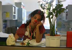 Medizinische Clowns und Theater aus Israel besuchen Berlin