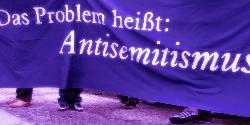 Anti-jüdische Demonstration in London