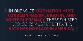 Trump-Rede zu El Paso und Dayton im Wortlaut