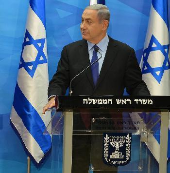 Netanjahu punktet mit Außen- und Sicherheitspolitik