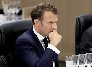 Frankreich versinkt langsam im Chaos
