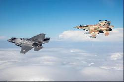 Die israelische Luftwaffe als Friedensbewegung