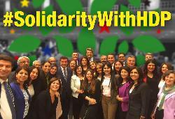 Diese HDP-Parlamentsabgeordneten wurden bislang verhaftet