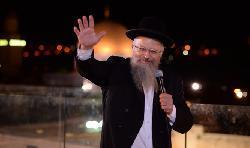 Hunderte Rabbiner solidarisieren sich mit Präsident Trump