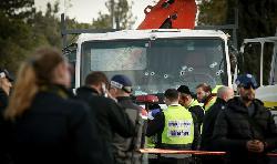 Video: Tote und Verletzte bei LKW-Terroranschlag in Jerusalem