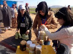 Yezidische Familien und aus Gefangenschaft von ISIS  zürückgekehrte Mädchen brauchen Unterstützung