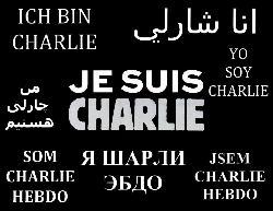 """""""Ich bin Charlie – gewesen"""""""