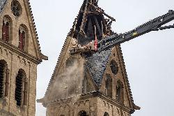 Europa: Jüdisch-christliche Symbole verschwinden, der Islam breitet sich aus