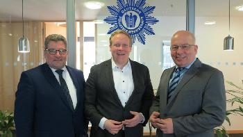 Polizei und Innere Sicherheit stärken