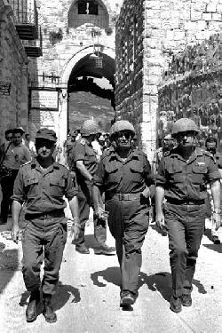 Was wäre wenn: Fünfzig Jahre nach dem Sechstage-Krieg