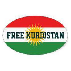 Ja zur Unabhängigkeit Kurdistans!