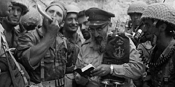 Wie Rabbi Goren im Alleingang Hebron eroberte