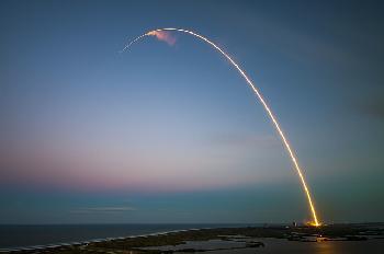 Rakete mit Amos-17-Satellit erfolgreich gestartet