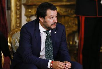 Italien: Salvini ist am Boden, aber nicht aus dem Spiel