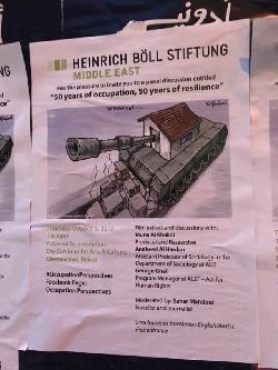 Die Heinrich-Böll-Stiftung befeuert den Judenhass im Libanon