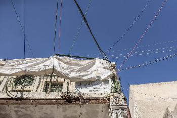 Palästinenser stehlen Strom, dann beschuldigen sie Israel