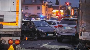 Offenkundiger Terroranschlag in Limburg/Hessen