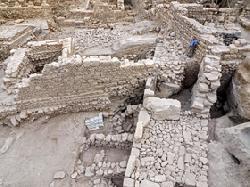 Zitadelle aus Makkabäerzeit in Jerusalem entdeckt