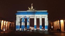 Berlin gedenkt der Terror-Opfer von Jerusalem