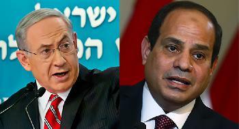 Ägyptens Präsident bestätigt militärische Zusammenarbeit mit Israel
