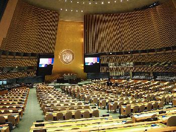 Diplomaten bei der UNO begehen antisemitische Taten