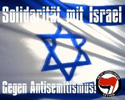 """Protest gegen antisemitischen """"Nakba""""-Zirkus in Berlin"""