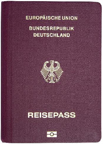 Deutscher Pass kann aberkannt werden