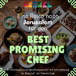 Wir suchen den `Best Promising Chef´