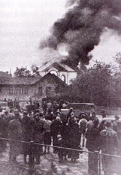 Die Reichspogromnacht - Station auf dem Weg zur Shoah