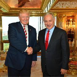 Binjamin Netanyahu gratuliert Donald Trump