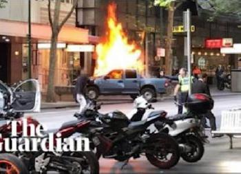 Somalischer Auto-Jihad in Melbourne [Video]