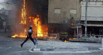 Der Zweite Libanonkrieg und asymmetrische Kriegsführung