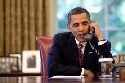 Zeit Obama zu konfrontieren