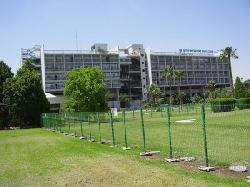 Ein ganz normaler Tag im Krankenhaus Soroka in Beer Sheva