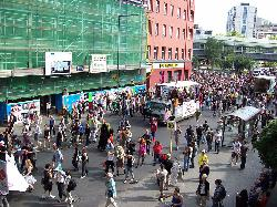 Situation im rechtsfreien Raum Kottbusser Tor eskaliert weiter