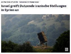 Süddeutsche Zeitung macht angegriffenes Israel zum Aggressor