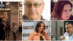 Mila, Ido, Michael und Ilana – Die Opfer des Terroranschlags von Tel Aviv