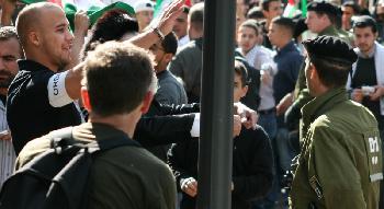 Wird auch moslemischer Judenhass statistik-verzerrrend dem rechten Spektrum zugeordnet?